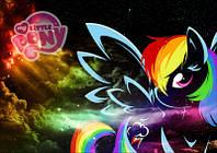 """Магнит сувенирный """"My Little Pony"""" 16"""