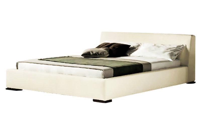 Ліжко з м'якою спинкою Стайл (160 х 200) КІМ 1 категорія