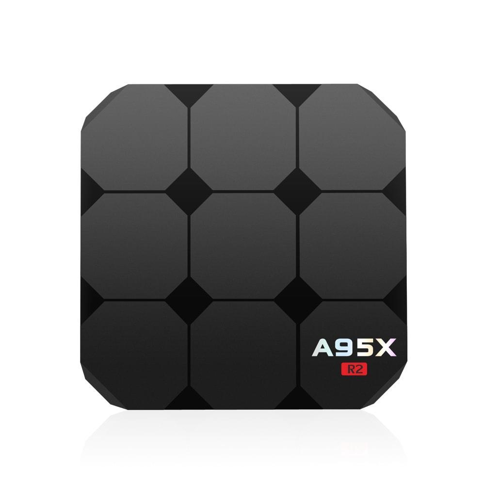 Приставка смарт ТВ A95X R2 TV Box 2Gb + 16Gb