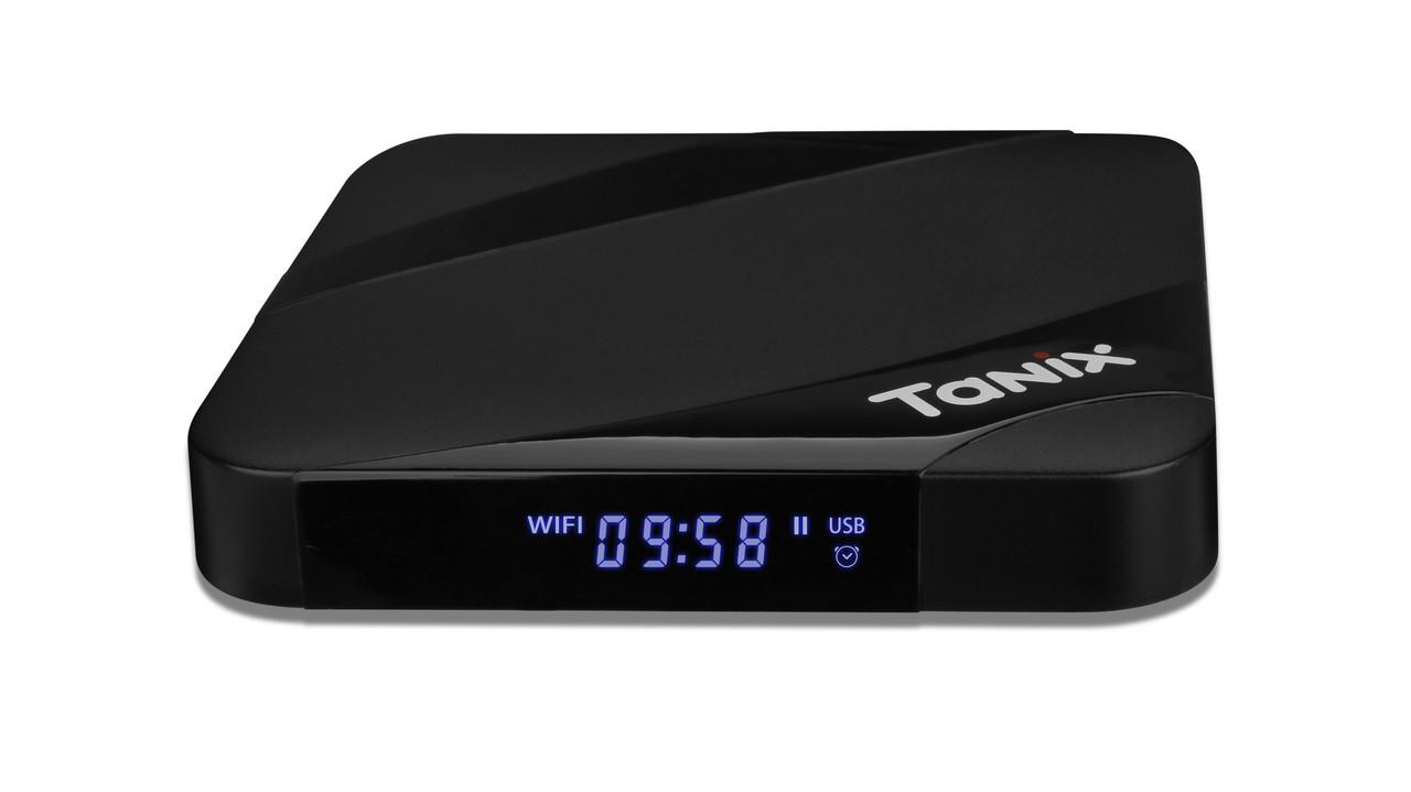 Смарт ТВ приставка Tanix TX3 Max 2Gb + 16Gb