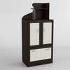 Шафа (шкаф) для білизни К-181 Тіса меблі Стандарт, Цоколь (як на фото)