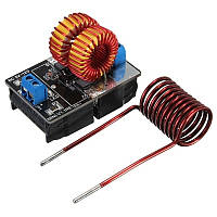 ZVS 120Вт вихревой индукционный нагреватель. Питание 5-12В