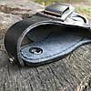 Кобура поясная Crosman C-11 скоба (кожа), фото 2