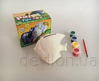 Набор творческий из керамики -Рыбка-, арт. LE01