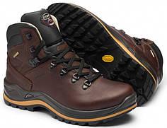 Чоловічі черевики зимові високі Grisport 13701 коричневі