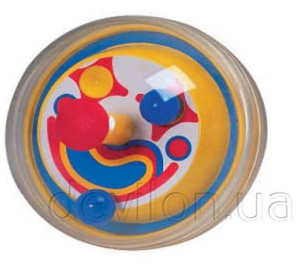 Игровой набор - погремушка клоун-пузырь, 12,5 см (J-774)