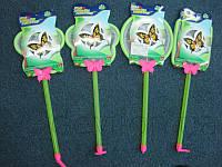 Сачок 50 см для бабочек детский, арт. DGT11012
