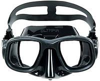 Маска для подводного охотника Omer Olympia Black, фото 1