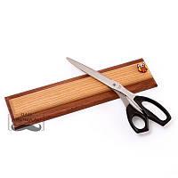 Магнитная планка для ножей и ножниц коричневая Совёнок