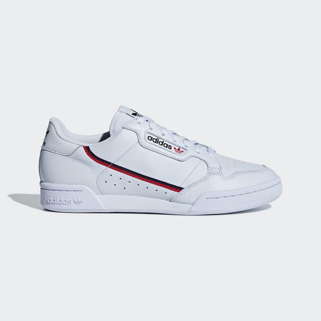 Мужские кроссовки Adidas Originals Continental 80 (Артикул: B41673)