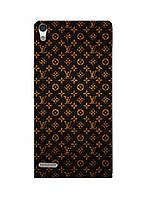 Чехол для Huawei Ascend P6 (LOUIS VUITTON)