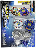 Набор Бейблейды Драгон Шторм и Дранзер Hasbro Оригинал Beyblade Dragoon Storm и Dranzer S Switch Strike