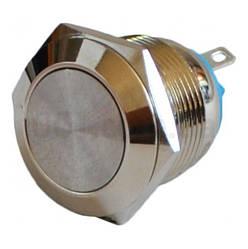 Кнопка металлическая (1НО) TY19-211P Pcb, АСКО-УКРЕМ