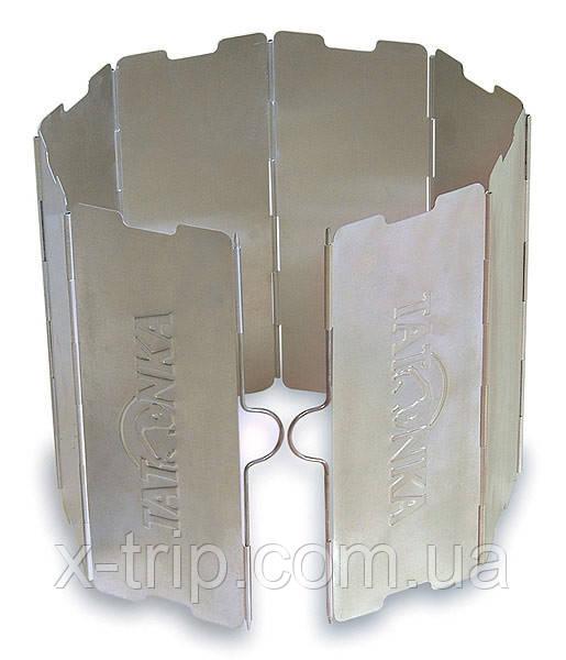 Ветрозащита для горелки Tatonka Faltwindschutz 8-teilig