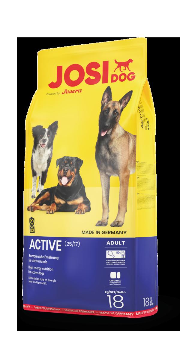JosiDog Active (25/17) - сухий корм для активних дорослих собак
