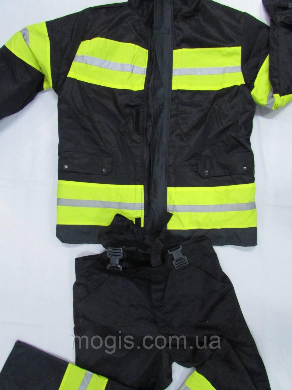Костюм боевого снаряжения ВО пропитка со светоотражающими полосами (защитные св К50)