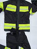 Костюм боевого снаряжения ВО пропитка со светоотражающими полосами (защитные св К50), фото 2