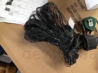 Светодиодная гирлянда сетка 2х2м 400Л разноцветная (051236)