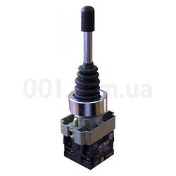 Кнопка манипулятор на 2 направления с фиксацией XB2-D2PA12 (3SXD2PA12), АСКО-УКРЕМ