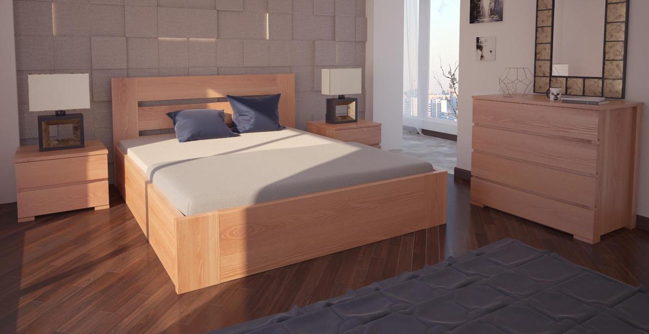 Кровать ХМФ Лондон с механизмом (90*200)