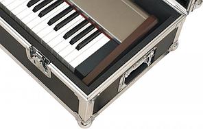 ROCKCASE RC21730 Кейс для синтезатора, туровый на колесах, фото 3