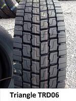 Шины грузовые TRIANGLE 315/70R22.5-16PR TRD06 тяга
