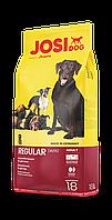 JosiDog Regular (25/15) - сухий корм для собак з дещо підвищеним рівнем активності