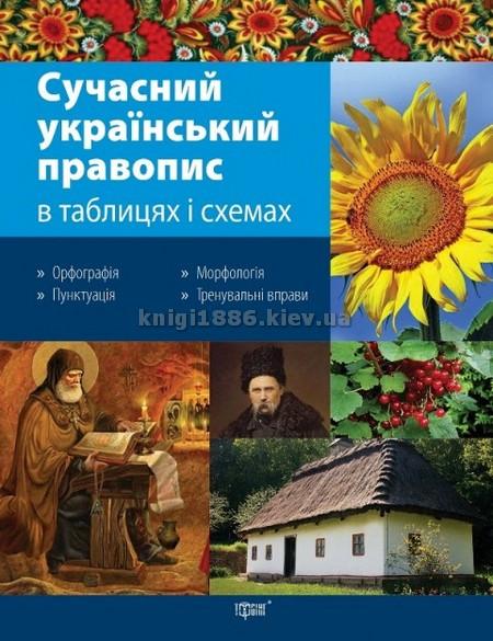5-11 клас   Український правопис. Таблиці і схеми   Максименко   Торсинг