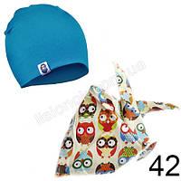 Набор детский шапка и арафатка Bape kids №42