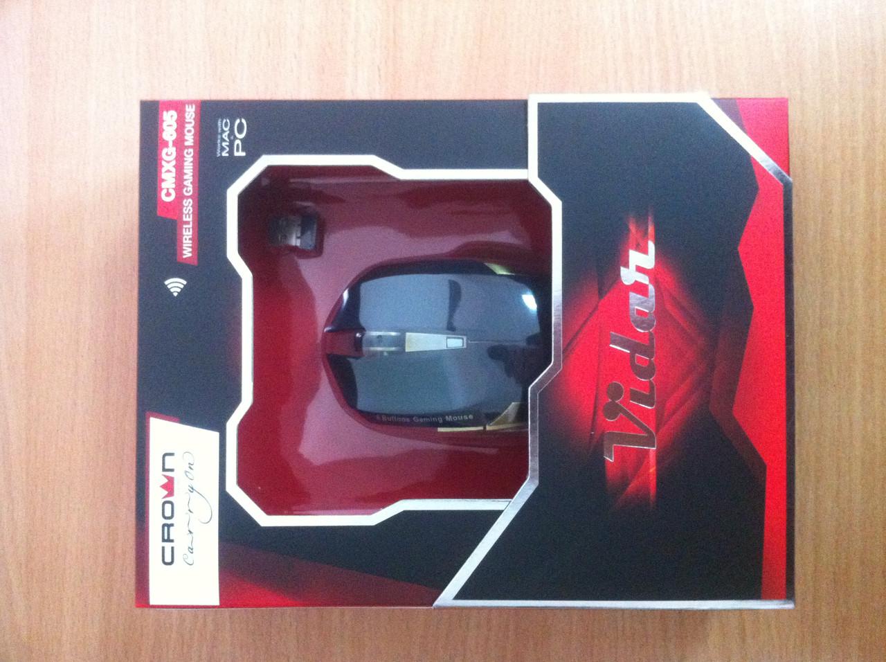Мышка Сrown CMXG-605, USB