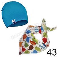 Набор детский шапка и арафатка Bape kids №43