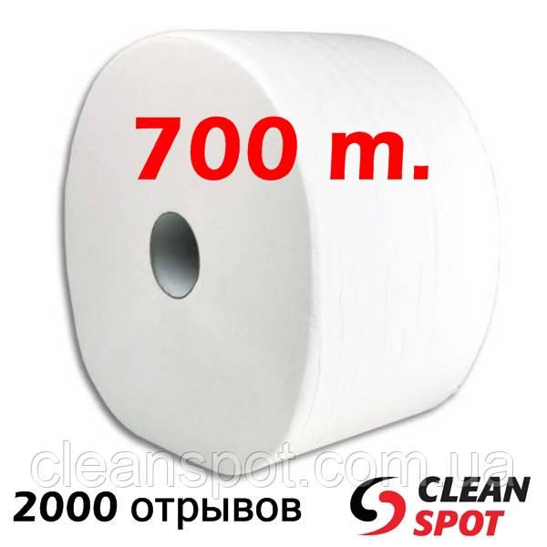 Промышленные бумажные полотенца для протирки белые Top UTB002