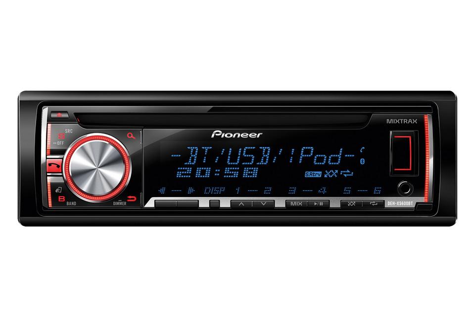 CD/MP3-автомагнитола Pioneer DEH-X5600BT