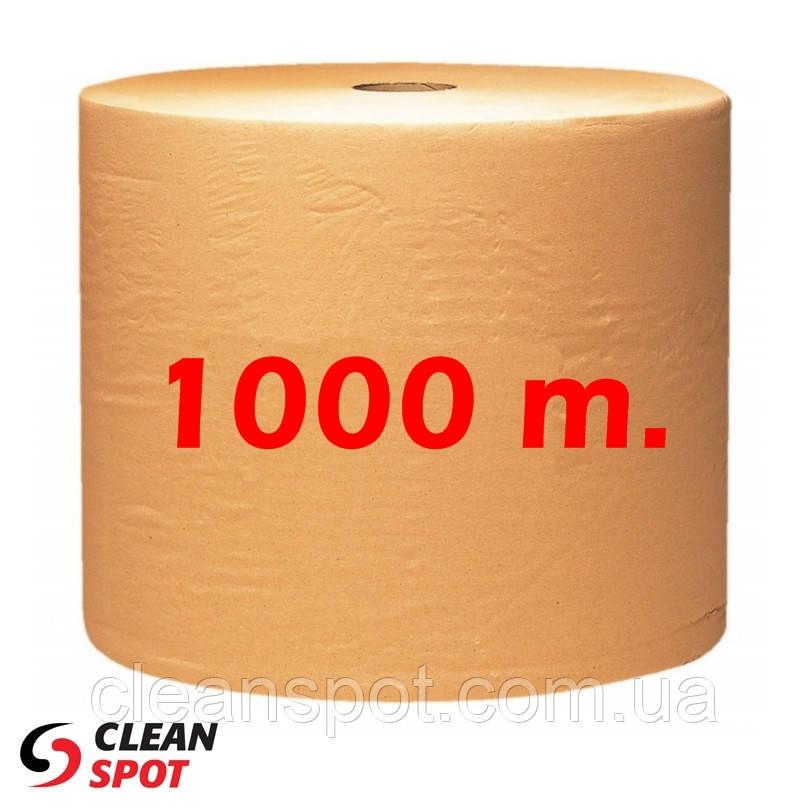 Промышленные бумажные полотенца 1 слойные для протирки Klasik UKW001
