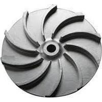 Импеллер, крыльчатка, турбинная лопатка. Изготовление
