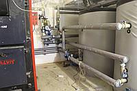 Монтаж инженерных систем отопления