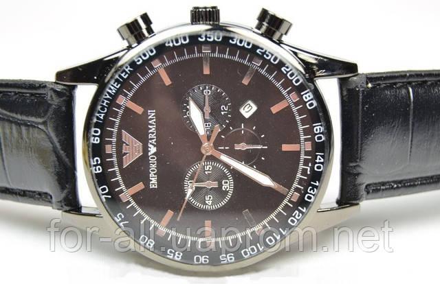 Мужские наручные часы с кварцевым механизмом Emporio Armani А5475