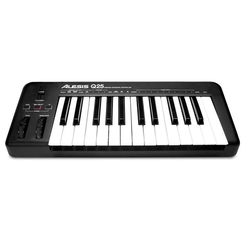 MIDI-клавиатура Alesis Q25