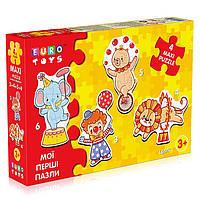 Пазлы Euro Toys Maxi Цирк 30489