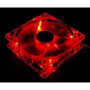 Вентилятор для корпуса 120 мм red