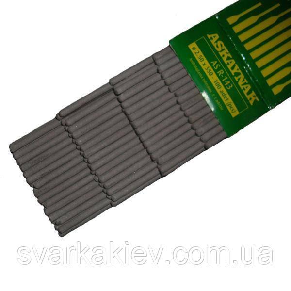 Электроды Askaynak AS R 143 4,00 х 350 мм 5,00 кг