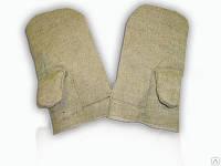 Рукавица брезентовая с брезентовым наладонником, Тип Б