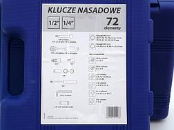 Набор инструментов 112 шт + набор ключей Torx 40 шт, фото 3