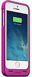 Аккумулятор для мобильного телефона Mophie Helium 1500 mAh for iPhone 5/5S 2544-JPH-IP5-PNK-I, фото 2