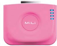 Аккумулятор для мобильного телефона Mili Power Angel Pink for iPhone/iPod 1200 mAh HI-A10