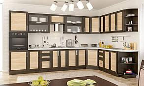 "Кухня ""Гамма"" (рамка) Мебель Сервис"