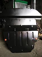 Защита двигателя и КПП на Ниссан Примера (Nissan Primera) 2002-2008 г (металлическая)