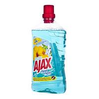 Ajax Цветы лагуны средство для мытья полов и плитки  (1л.)