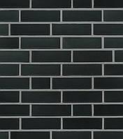 Клинкерная плитка Roben Faro чёрный с оттенком, гладкий