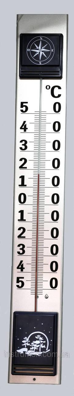 Термометр большой фасадный 2р